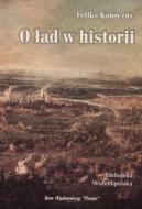 Okładka książki O ład w historii