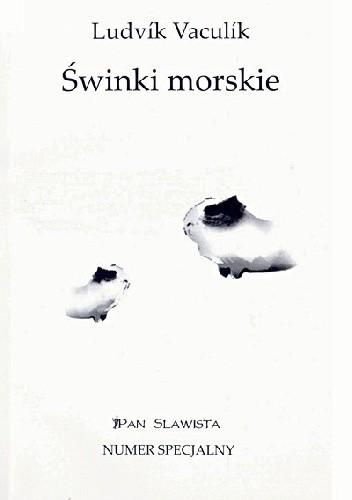 Okładka książki Świnki morskie