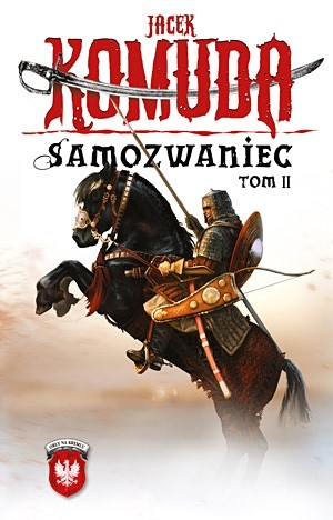 Okładka książki Samozwaniec, tom 2