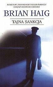 Okładka książki Tajna Sankcja