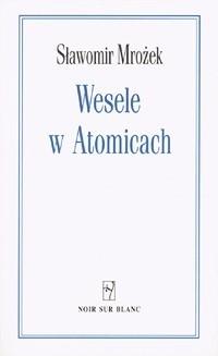 Okładka książki Wesele w Atomicach
