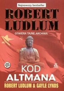 Okładka książki Kod Altmana