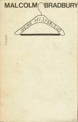 Okładka książki Homo historicus