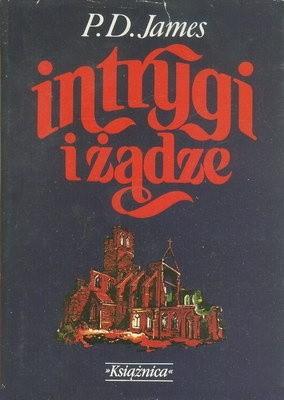 Okładka książki Intrygi i żądze