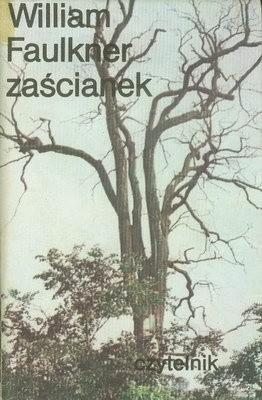 Okładka książki Zaścianek
