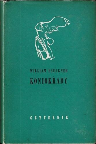 Okładka książki Koniokrady