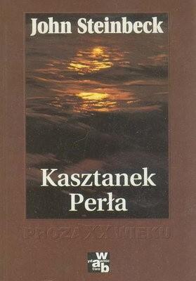 Okładka książki Kasztanek. Perła