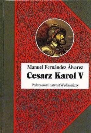 Okładka książki Cesarz Karol V