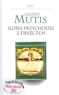 Okładka książki Ilona przychodzi z deszczem