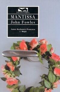 Okładka książki Mantissa