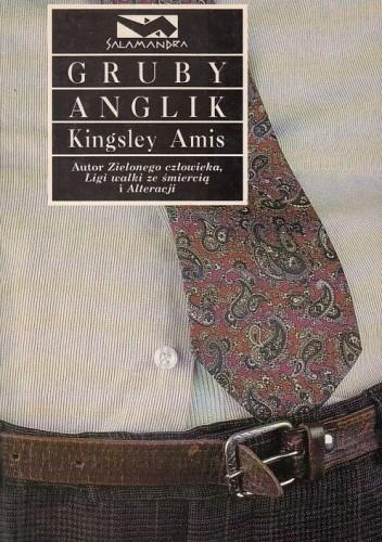 Okładka książki Gruby Anglik