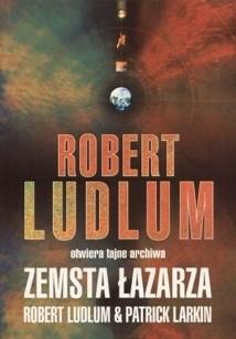 Okładka książki Zemsta Łazarza