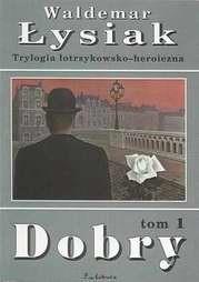 Okładka książki Dobry