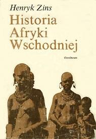 Okładka książki Historia Afryki Wschodniej