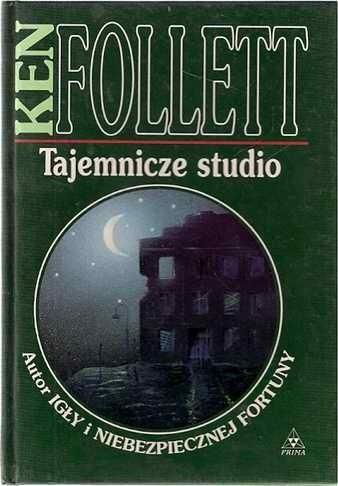 Okładka książki Tajemnicze studio