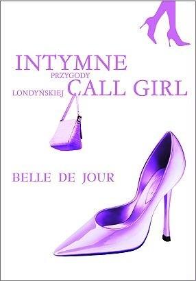 Okładka książki Intymne przygody londyńskiej call girl