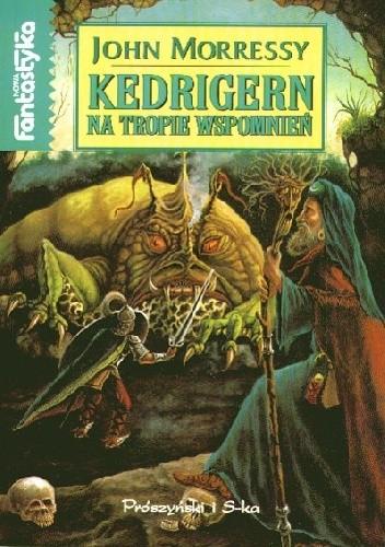 Okładka książki Kedrigern na tropie wspomnień