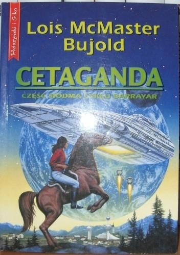 Okładka książki Cetaganda