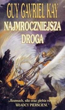 Okładka książki Najmroczniejsza droga