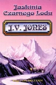 Okładka książki Jaskinia Czarnego Lodu
