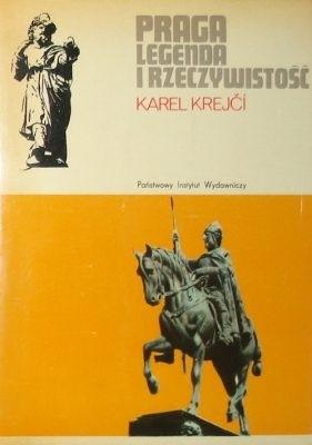 Okładka książki Praga. Legenda i rzeczywistość