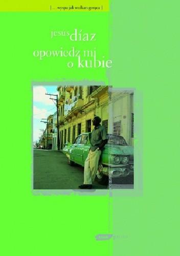 Okładka książki Opowiedz mi o Kubie