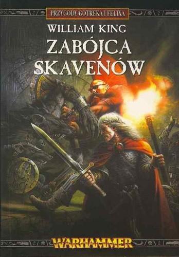 Okładka książki Zabójca Skavenów