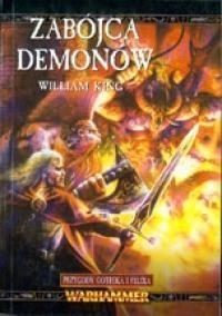 Okładka książki Zabójca demonów