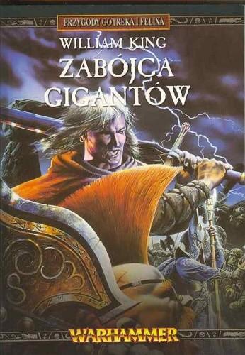 Okładka książki Zabójca gigantów