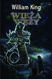 Okładka książki Wieża węży
