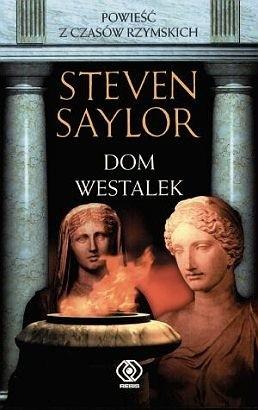 Okładka książki Dom westalek