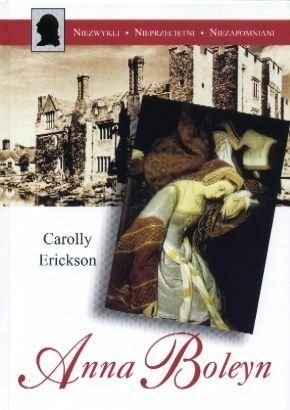 Okładka książki Anna Boleyn