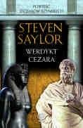 Okładka książki Werdykt Cezara
