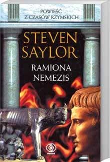 Okładka książki Ramiona Nemezis