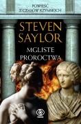 Okładka książki Mgliste proroctwa