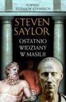Okładka książki Ostatnio widziany w Masilii