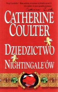 Okładka książki Dziedzictwo Nightingale'ów