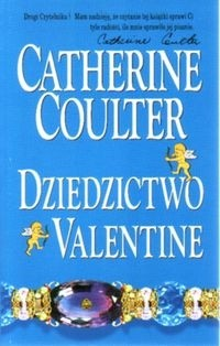 Okładka książki Dziedzictwo Valentine