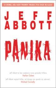 Okładka książki Panika