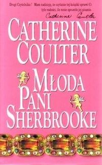 Okładka książki Młoda pani Sherbrooke