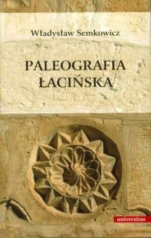 Okładka książki Paleografia łacińska