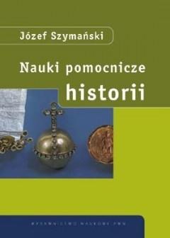 Okładka książki Nauki pomocnicze historii
