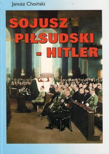 Okładka książki Sojusz Piłsudski-Hitler