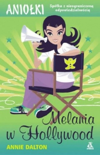 Okładka książki Melania w Hollywood
