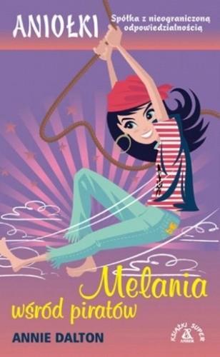 Okładka książki Melania wśród piratów