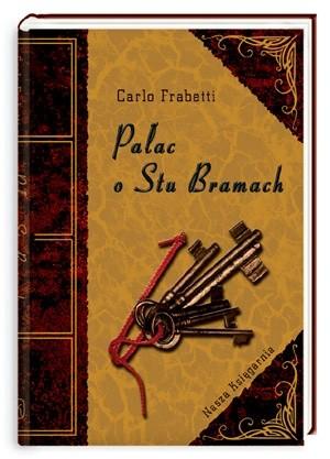 Okładka książki Pałac o Stu Bramach
