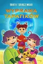 Okładka książki Wyprawa Tapatików