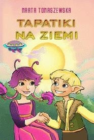 Okładka książki Tapatiki na Ziemi