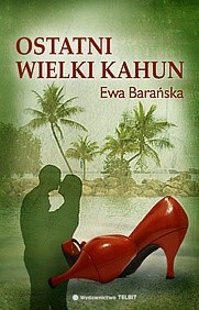 Okładka książki Ostatni Wielki Kahun
