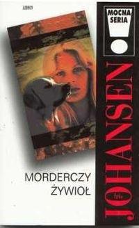 Okładka książki Morderczy żywioł